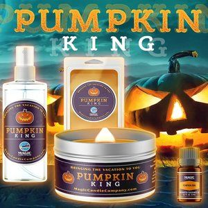 Magic Candle Company | Pumpkin King Box